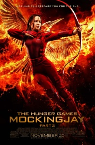 The Hunger Games Mockingjay 2